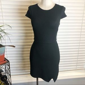 Bebe Black Fitted cocktail dress. Size Small
